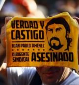 """PDI concluye investigación reafirmando que Juan Pablo Jiménez murió por """"bala loca"""""""