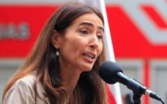 """Ministra Schmidt: """"No queda más que reprimir las movilizaciones estudiantiles"""" (Audio)"""
