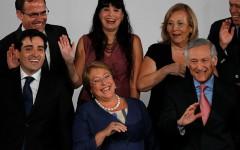 Los dueños de Chile toman las riendas: el nuevo gabinete Bachelet