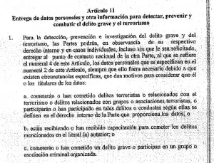 acuerdo articulo 11