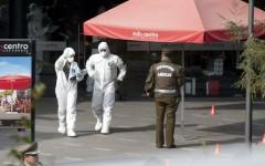Primer vehículo sospechoso en atentado a Subcentro habría sido manejado por policías