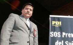 Las cuatro acusaciones que complican al prefecto de la PDI encargado de investigar los bombazos