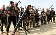 Qatar entrenaría secretamente a rebeldes sirios con apoyo estadounidense