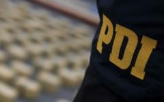 Renuncian dos oficiales de la PDI acusados de traficar 300 kilos de droga