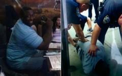 """Hija de Eric Garner: """"La violencia policial no es un tema de blancos y negros"""""""