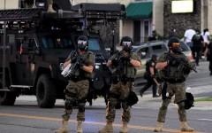 El sistemático entrenamiento represivo de Israel a policías de occidente