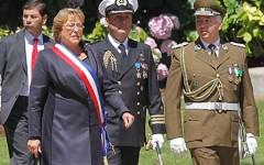Caso Matute: Investigación de narcotráfico alcanza a Edecán de Bachelet