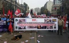 Conozca el primer sindicato de ex Carabineros, PDI y FFAA