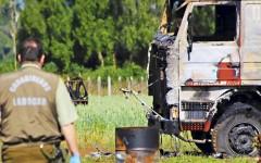 Fiscalía decide investigar relación entre atentados e intereses forestales en La Araucanía