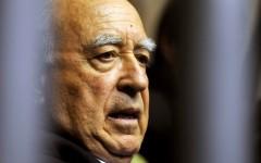 La última firma del defensor del agua perseguido por Pérez Yoma