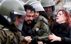 """Víctimas de la violencia de Carabineros: """"La Justicia Militar debe acabar"""""""