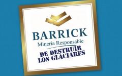 """Barrick Gold intenta obtener """"perdonazo"""" por faltas ambientales"""