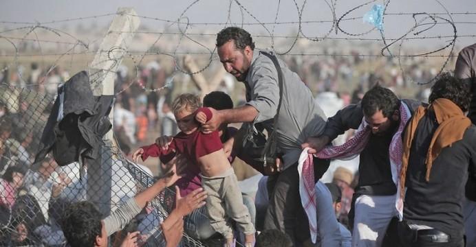 SiriaRefugiados