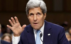 Kerry propuso disparar misiles para derrocar al gobierno sirio de Bashar Al Assad