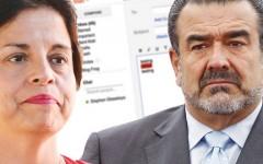 Correos involucran a ministra de Minería de Chile en favores a Luksic