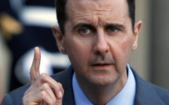 """Presidente sirio critica a periodistas y les dice que """"EEUU facilitó la expansión de ISIS"""""""