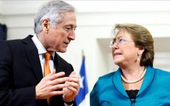 """Organizaciones contra el TPP: """"Defensa de Bachelet al tratado da vergüenza ajena"""""""