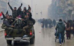 """Analizando la propaganda sobre el conflicto sirio tras la """"caída de Alepo"""""""