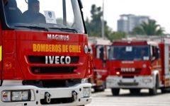 Negocio fantasma: Descubren millonarias pérdidas en reparaciones de carros de Bomberos