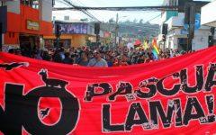 """Rechazan actuación de ministros de Bachelet por """"legalizar"""" contaminación de Barrick"""