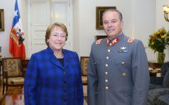 Carta de ex funcionario del Ejército a Bachelet involucra a coronel del Milicogate en abuso laboral