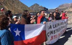 Organización ambiental del Alto Maule protestó contra inclusión de Enel en circuito patrimonial