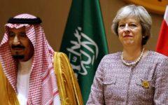 La caja pagadora de Arabia Saudita que maneja la política exterior del Reino Unido
