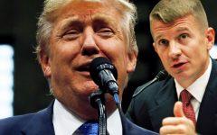 """Fundador de Blackwater propone crear un """"virrey"""" para que Trump controle Afganistán"""