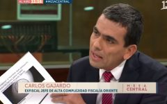 Justicia a la medida de los políticos: Ex fiscal Gajardo acusa represalias por casos SQM y Corpesca