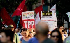 Critican al Frente Amplio y al PC por restarse en votación de TLC con Uruguay