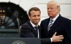 La arenga neocolonial de Macron, ex funcionario de la banca Rothschild