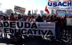 """Juan Pablo Rojas, vocero de Deuda Educativa: """"El CAE no solo es abusivo, es ilegal"""""""