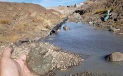 Denuncian nueva contaminación del río Maule en central Los Cóndores