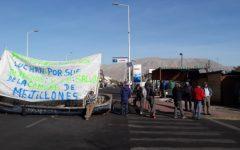 Presentarán acciones legales por nuevo derrame contaminante en bahía de Mejillones