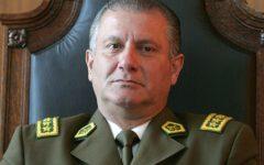 Dos años después: Contraloría ordena investigar contratación de hijo de ex general Bruno Villalobos