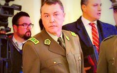 Huracán: Fiscalía indaga eventual protección de ex general Ignacio Villarrubia a Alex Smith