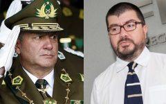 La desconocida amistad del general Villalobos con el fiscal que investigó al hijo de Bachelet