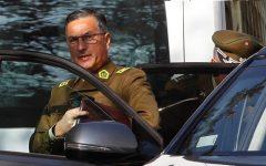 Los cuestionados movimientos de Mutucar que ponen a prueba al general Mario Rozas