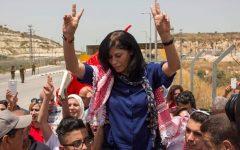 Liberan a Khalida Jarrar, diputada y prisionera política en Israel