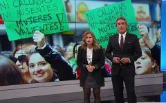 """Mega reconoce haber falseado imágenes con """"desmanes"""" en marcha feminista del 8M"""