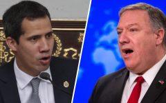 Guaidó y Pompeo se alinean a favor de una invasión militar de EEUU en Venezuela