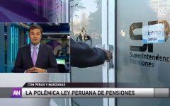 Acusan a Mega, La Tercera y El Mercurio de publicar noticias falsas sobre pensiones en Perú