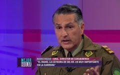 General Rozas: Inteligencia de Carabineros no previó ataques al Metro