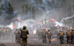 Presentan amparo contra Carabineros por «fichar» a estudiantes movilizados en Coyhaique
