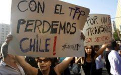 TPP-11 queda congelado en el Senado chileno