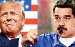 Lo que Trump y Maduro han dicho sobre la crisis política en Chile: Acusaciones y especulaciones
