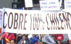 Trabajadores del cobre paralizarán actividades con el fin de «recuperar las riquezas del Estado»