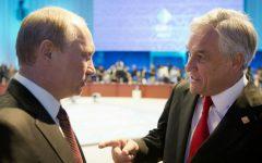 Rusia descarta injerencia en Chile y acusa aprovechamiento de EEUU