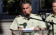 El fallido recurso judicial del director de Carabineros contra Anonymous