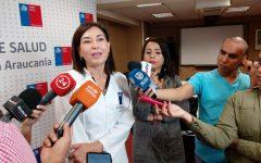 Seremi de Salud de La Araucanía da positivo a coronavirus y desata conflicto con periodistas